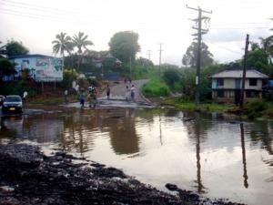 Fiji unter Wasser
