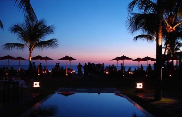 Reiseblog Ku De Ta Bali Beachclub Sunset
